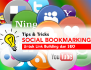 Tips & Tricks Link Building dengan Social Bookmarking