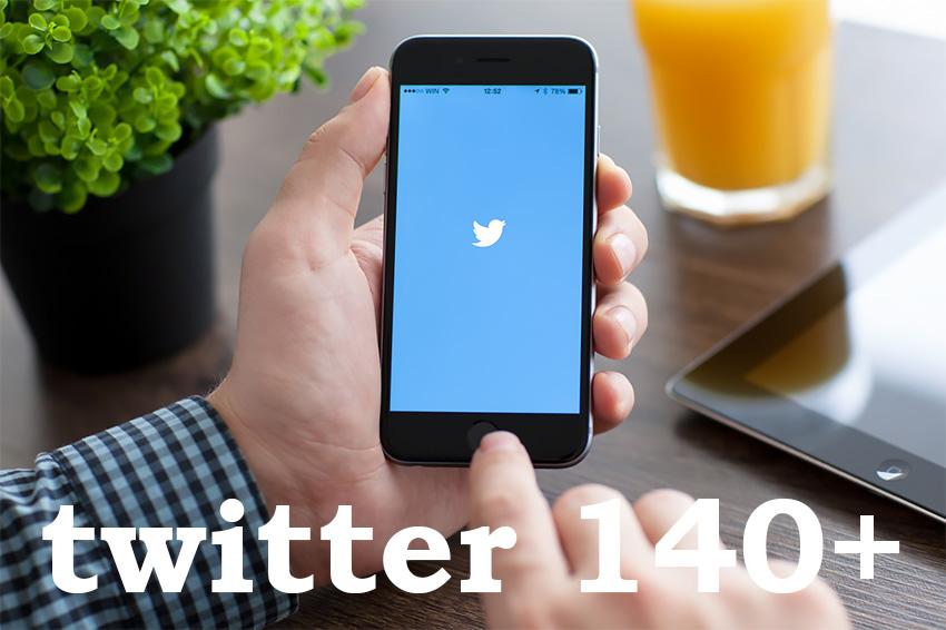 Panjang Tweet Akhirnya Ditambah