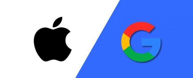 search engine apple lawan google